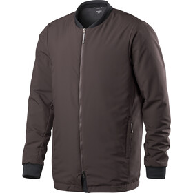 Houdini Pitch Jacket Herr bister brown